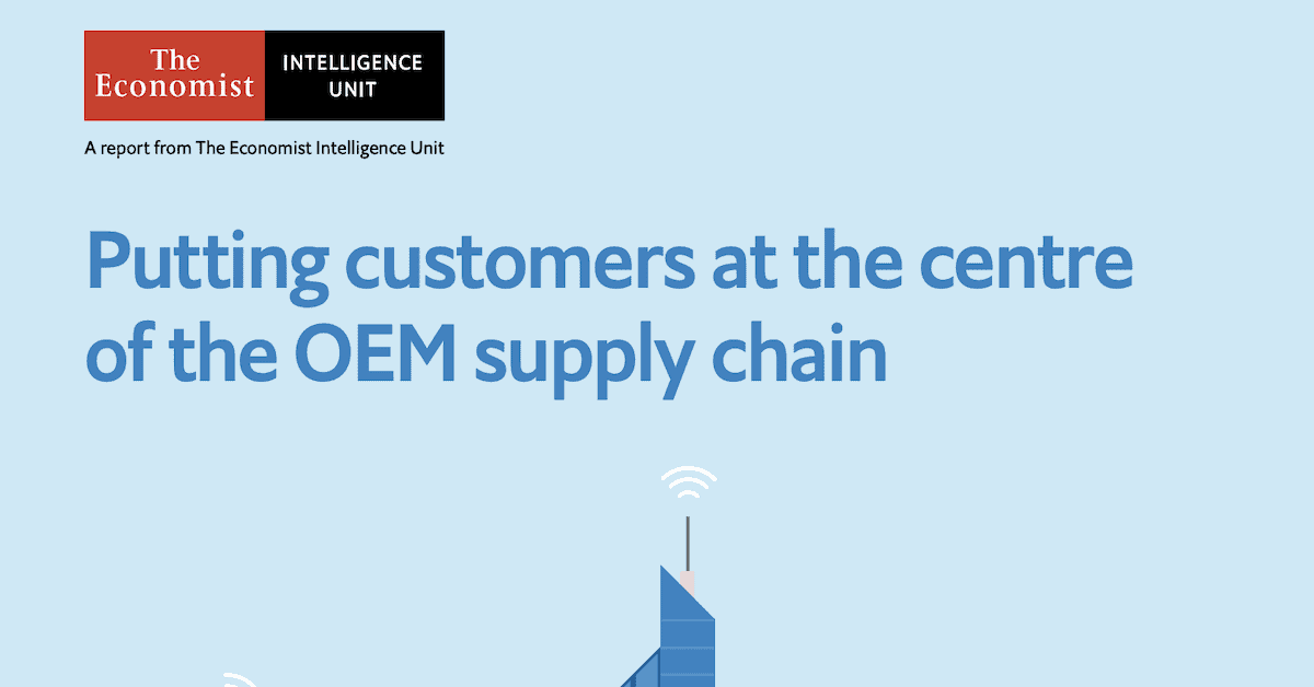 "Featured image for ""Putting customers at the center of the OEM supply chain"""